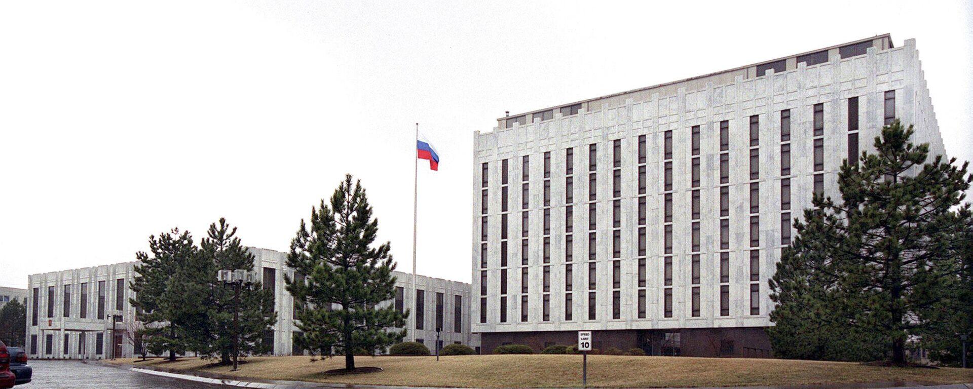 Velvyslanectví Ruska ve Washingtonu - Sputnik Česká republika, 1920, 20.06.2021