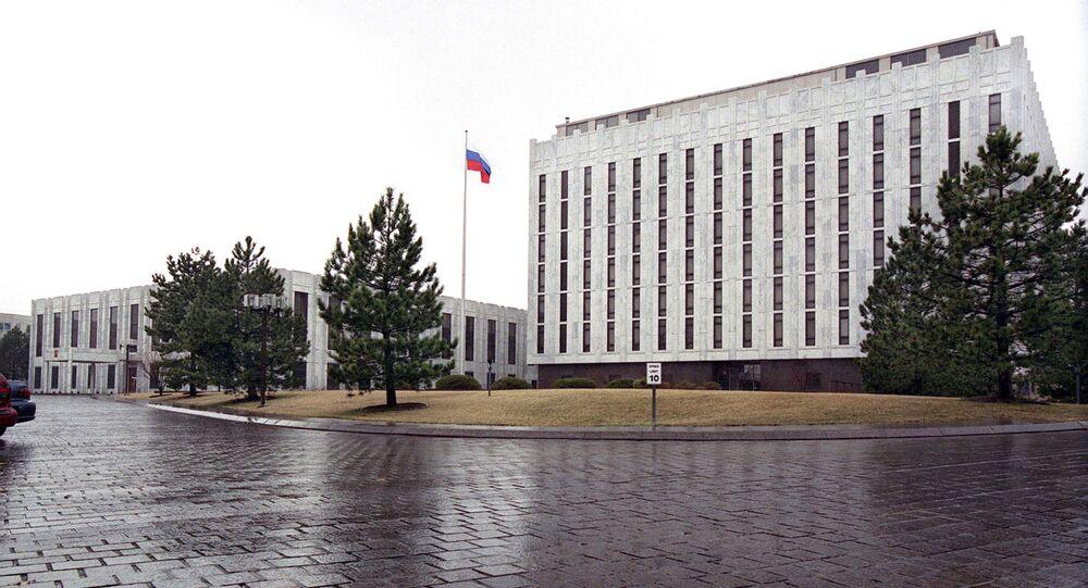 Velvyslanectví Ruska ve Washingtonu