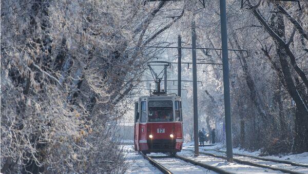 Tramvaj - Sputnik Česká republika