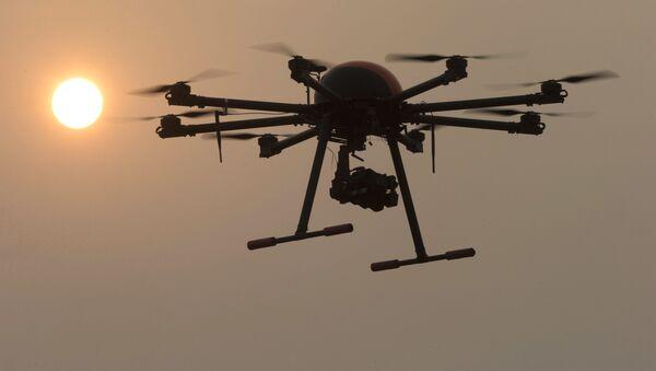 Čínský dron. Ilustrační foto - Sputnik Česká republika