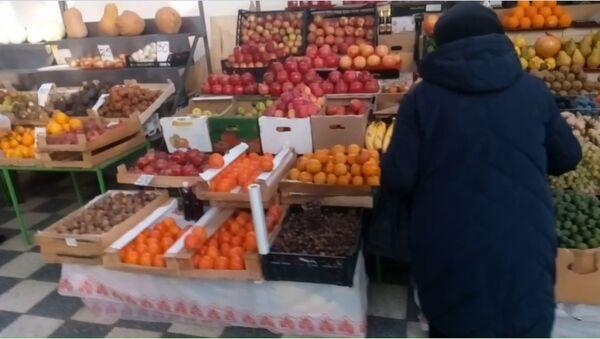 Potravinový trh v Rostově - Sputnik Česká republika