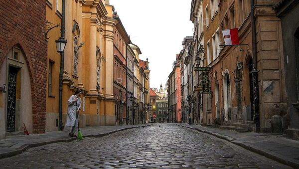 Varšava, Polsko - Sputnik Česká republika