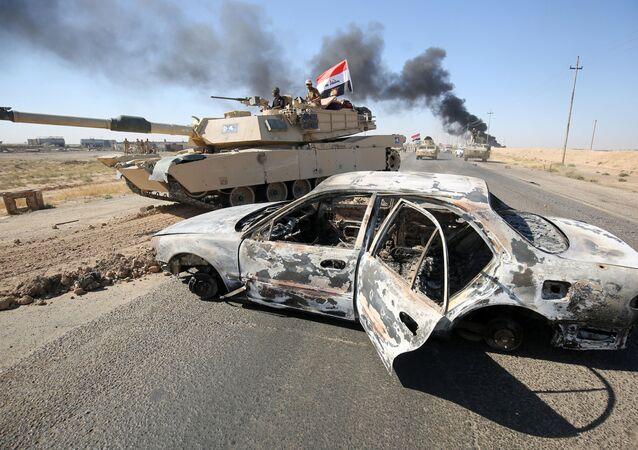 Iráčtí vojáci