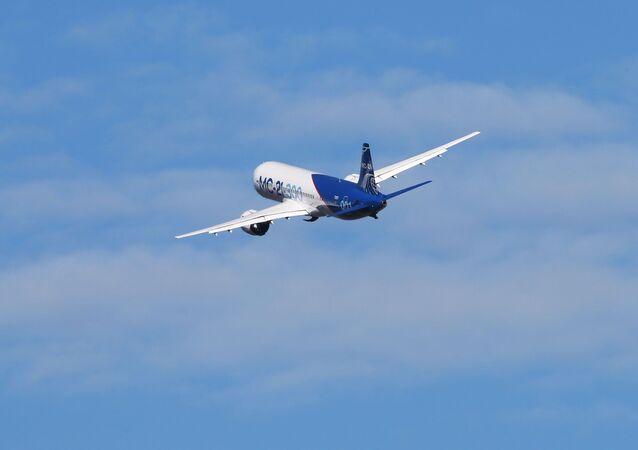 Letadlo MS-21