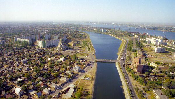 Pohled na Astrachaň - Sputnik Česká republika