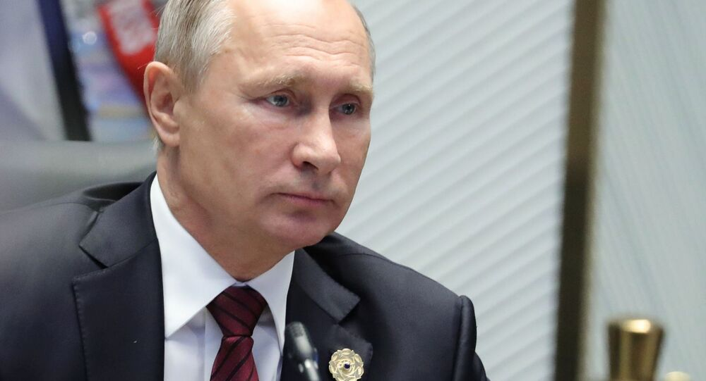 Vladimir Putin. Ilustrační foto