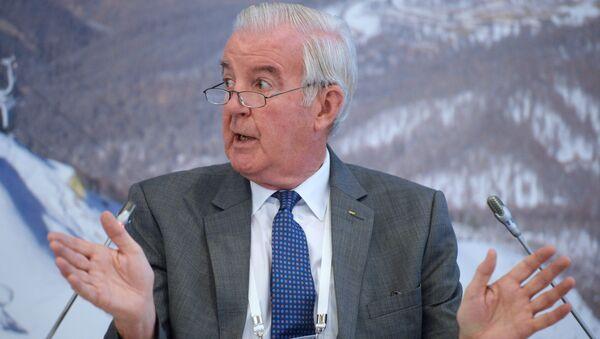 Prezident Světové antidopingové agentury (WADA) Craig Reedie - Sputnik Česká republika