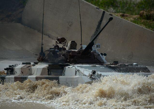 Bojové vozidlo BMP-2