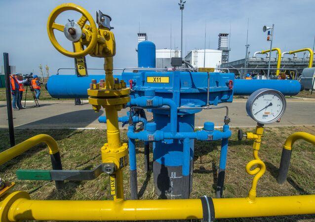 Plynovod. Stanice na Slovensku