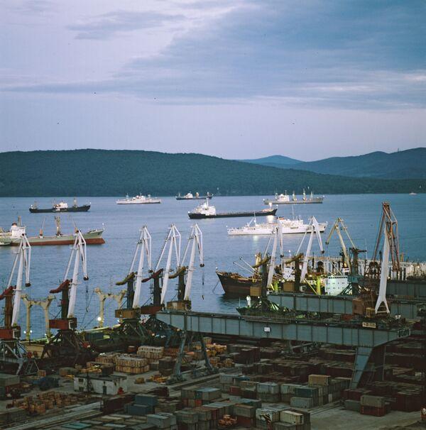 Pamětihodnosti Vladivostoku - Sputnik Česká republika