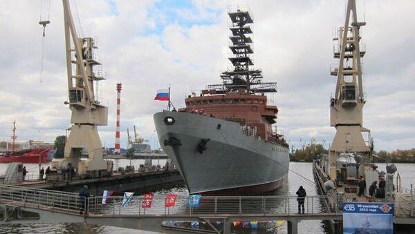 Průzkumná loď projektu 18280 Jurij Ivanov - Sputnik Česká republika
