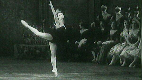 Legenda ruského baletu: jak si svět zapamatoval Maju Pliseckou - Sputnik Česká republika