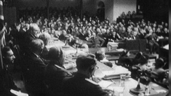 Norimberský proces: jak soudili válečné zločince - Sputnik Česká republika