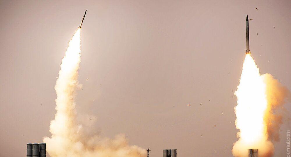 Protiletadlový raketový systém S-400 Triumf