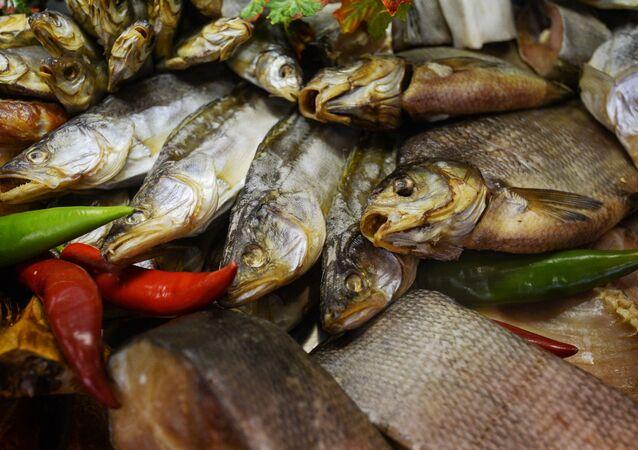 Uzená ryba