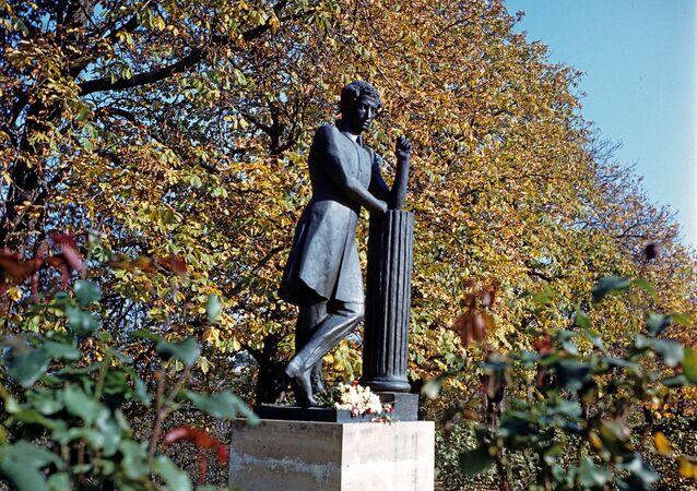 Pomník Puškina