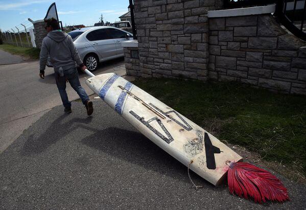 Pátrání po zmizelé argentinské ponorce - Sputnik Česká republika