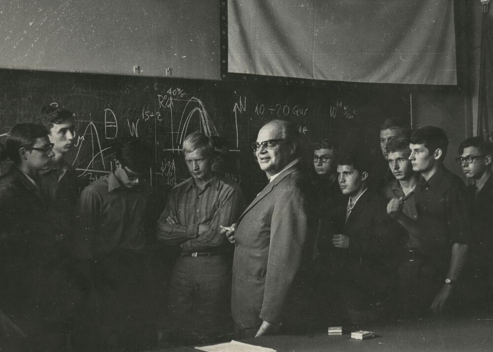 Neznámý archiv ruské jaderné univerzity