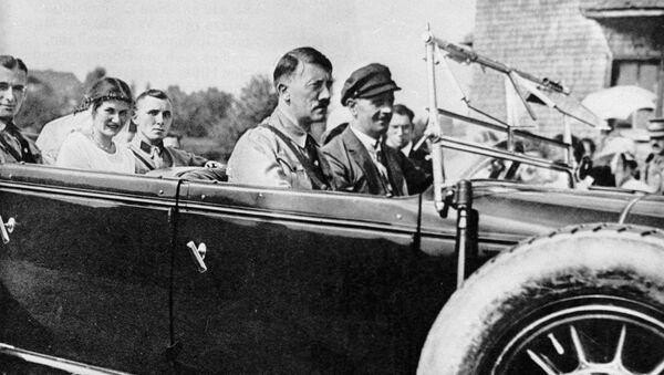Adolf Hitler a Martin Bormann - Sputnik Česká republika