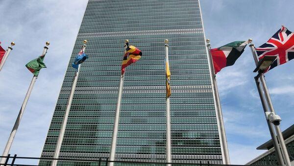 Budova OSN v New Yorku. Ilustrační foto - Sputnik Česká republika
