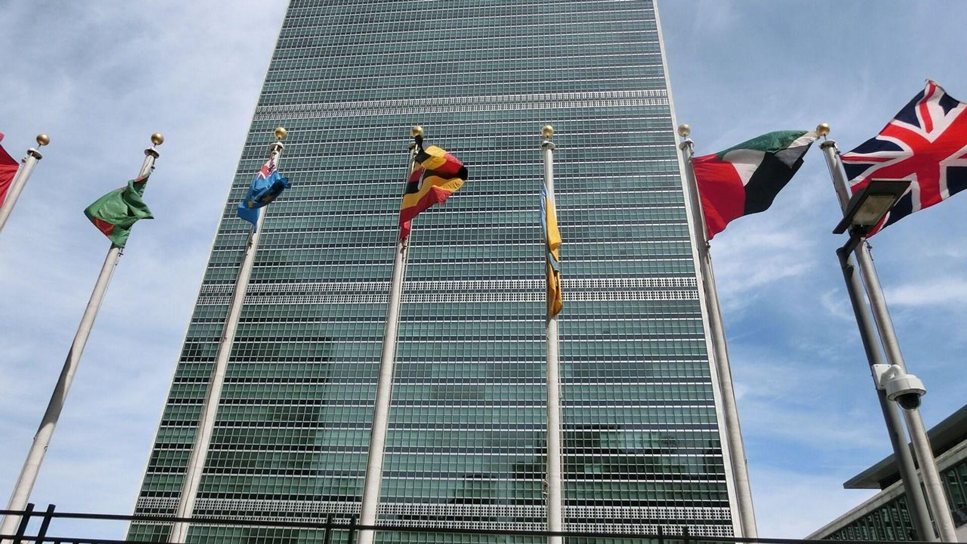 Budova OSN v New Yorku - Sputnik Česká republika, 1920, 11.05.2021