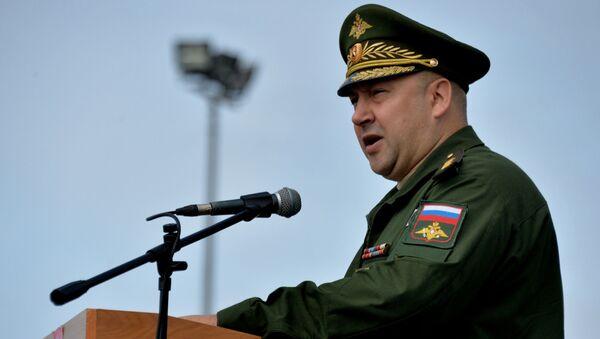 Generálplukovník Sergej Surovikin - Sputnik Česká republika