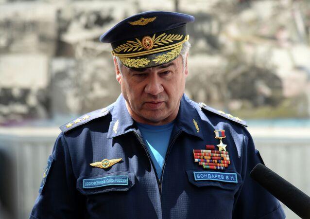 Bývalý velitel VKS Ruska Viktor Bondarev