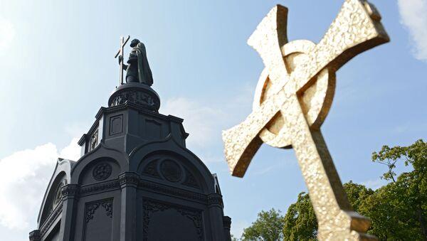Pomník knížeti Vladimíru I - Sputnik Česká republika