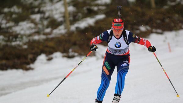 Ruský biatlonistka Olga Zajcevová - Sputnik Česká republika