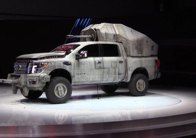 Nissan Hvězdné války