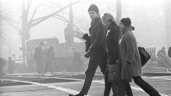 В Чехословакии, 1968 год - Sputnik Česká republika
