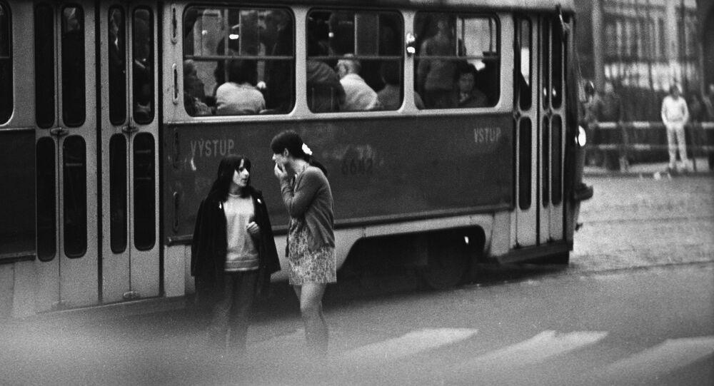 Praha v době událostí roku 1968