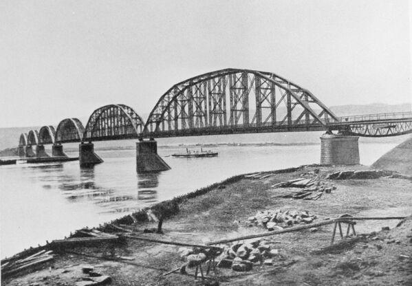 100 let Transsibiřské magistrály - Sputnik Česká republika