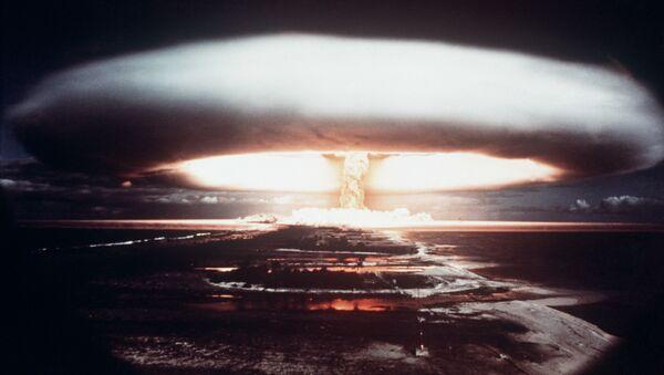 jaderné testy - Sputnik Česká republika