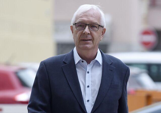 Bývalý kandidát na prezidenta Jiří Drahoš