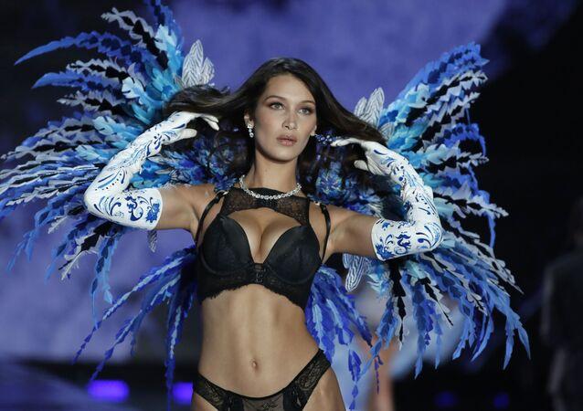 """Andílci"" Victoria's Secret v Šanghaji"