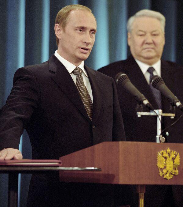 Tři prezidentská období Vladimira Putina - Sputnik Česká republika