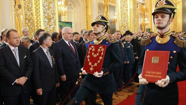 Ústava Ruské federace - Sputnik Česká republika