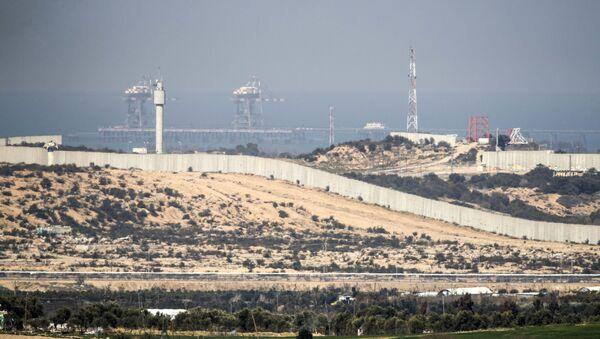 Sektor Gaza - Sputnik Česká republika