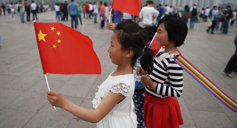 Děti v Pekingu