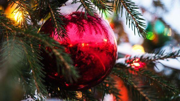 Vánoční strom - Sputnik Česká republika