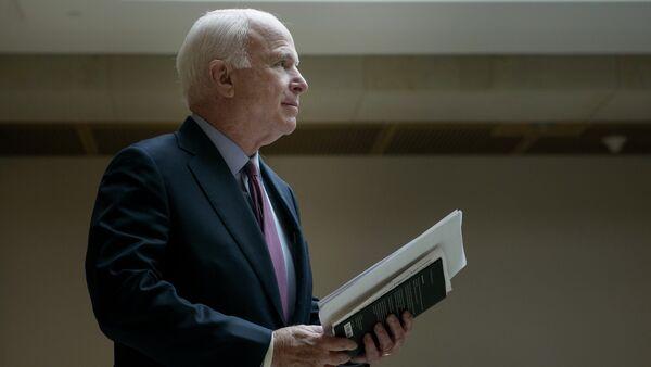 John McCain - Sputnik Česká republika