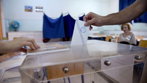 Referendum v Řecku - Sputnik Česká republika