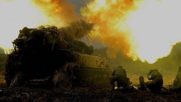 Cvičení Východního vojenského okruhu v Rusku - Sputnik Česká republika