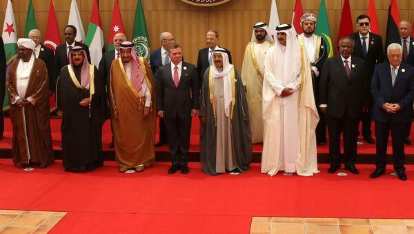 Summit LAS v Jordánsku, rok 2017 - Sputnik Česká republika