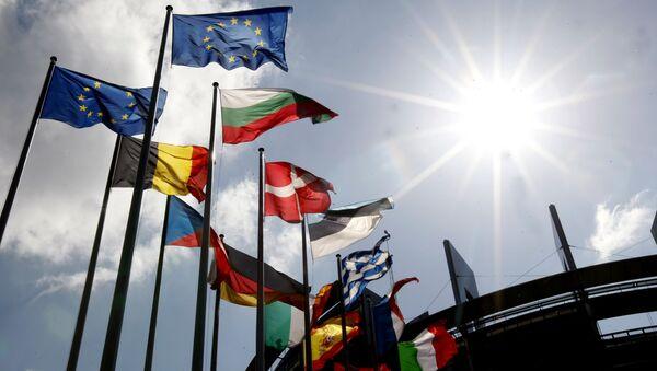 Vlajky členských zemí EU - Sputnik Česká republika