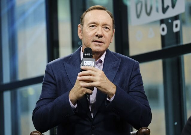Herec Kevin Spacey