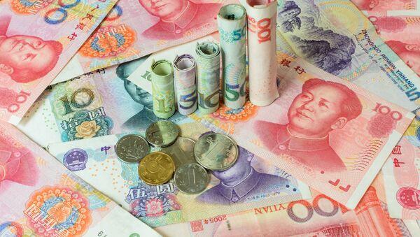 Čínská měna - Sputnik Česká republika
