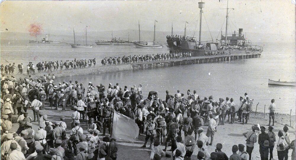 Krymská evakuace 1920