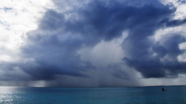 Атмосферные явления над Индийским океаном - Sputnik Česká republika